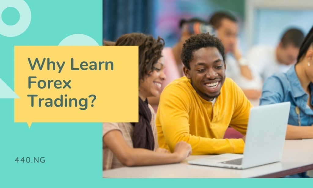 best place to learn forex trading in Nigeria
