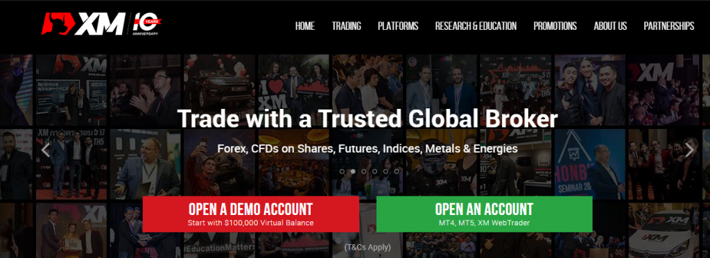 XM Forex Nigeria is a safe broker to trade  with